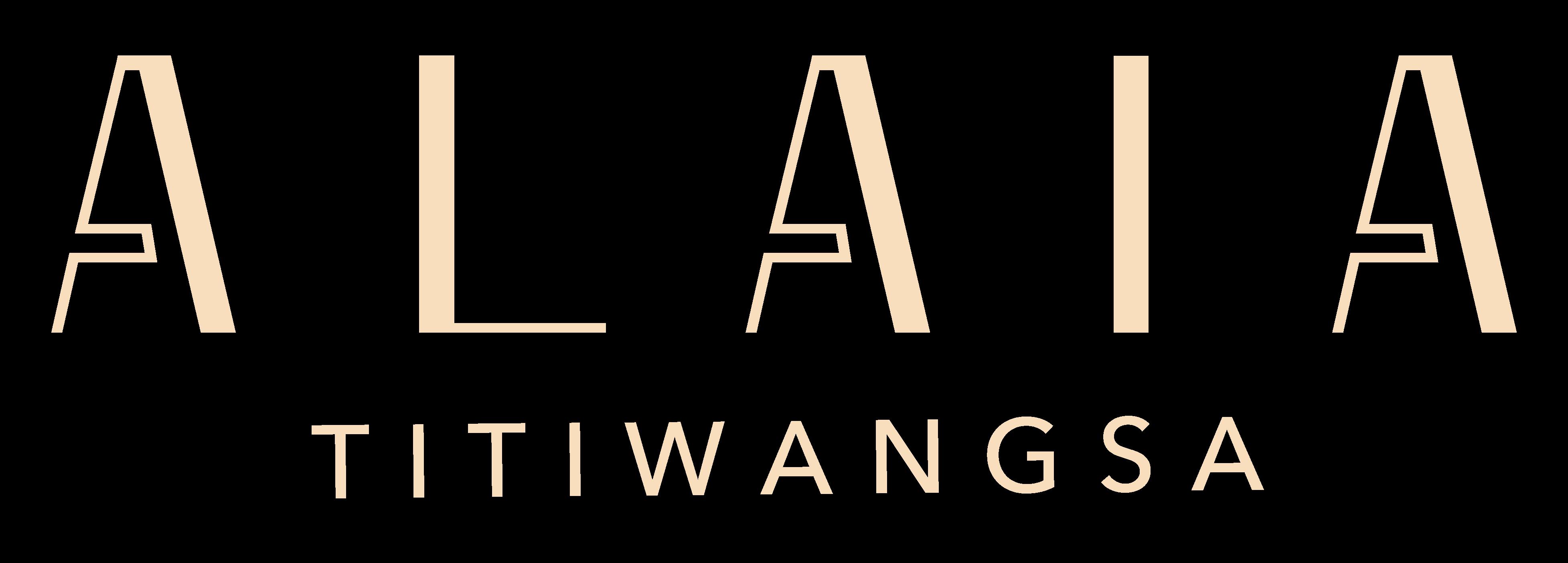 ALAIA Titiwangsa Logo